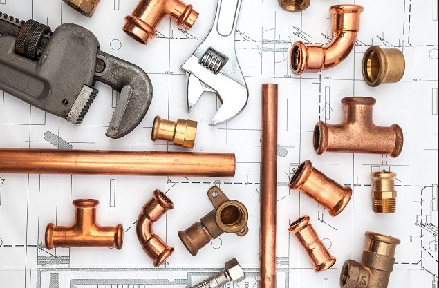 plumbing fittings and fixtures